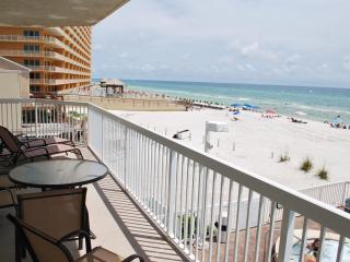 Luxury 3BR/2BA/10ppl Ocean-Front Condo! 2nd Floor! - Panama City Beach vacation rentals