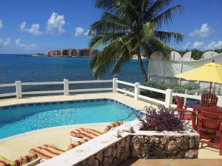 La Casita Villa -  Oceanfront Vacation Rental - Saint Martin-Sint Maarten vacation rentals