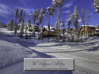 Powder Ridge Oglala 10 (Lodgepole Cabin) - Big Sky vacation rentals