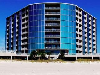 Gorgeous 2 bedroom Biloxi Condo with Deck - Biloxi vacation rentals