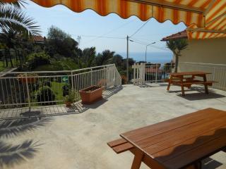 CASSIOPEA studio apart. with garden near the sea - Cipressa vacation rentals
