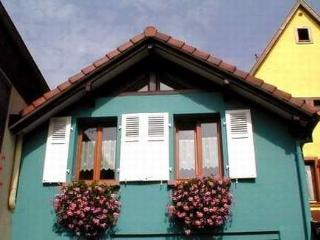 Holiday rental :  the Blue House in Alsace - Bergheim vacation rentals