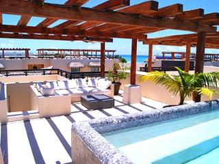 PRIVATE POOL! Aldea Thai 2 bedroom PH327 - Playa del Carmen vacation rentals