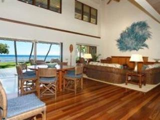 Magnificent Oceanfront Home of the Hula Moon ~ RA6282 - Image 1 - Puako - rentals