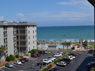 Myrtle Beach Resort B527 | Charming Condo with Full Kitchen & Indoor pool - Myrtle Beach vacation rentals