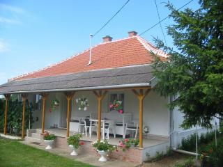 Traditional house near a lake in Pacin  (hungarian-slovakian border) - Döbröntepuszta vacation rentals