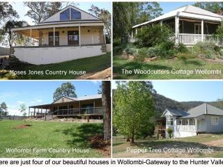 Wollombi Stays in the Hunter Valley - Wollombi vacation rentals