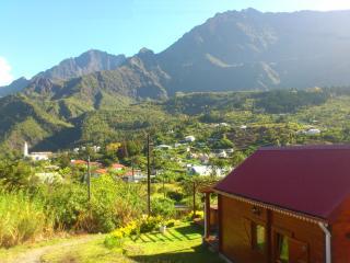 La Cabane du Raideur - CILAOS - REUNION ISLAND - Cilaos vacation rentals
