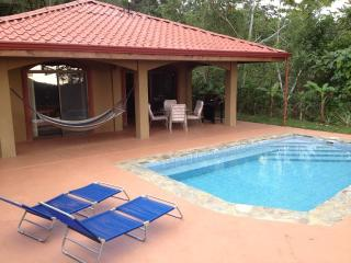 Lot 8a Ocean View, Private Pool, Peaceful setting - Dominical vacation rentals