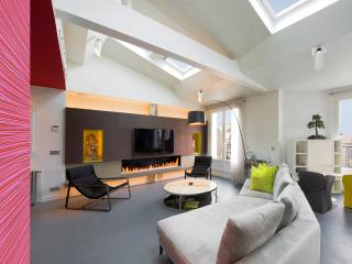 Elysee Penthouse Loft and Terrace - Paris vacation rentals
