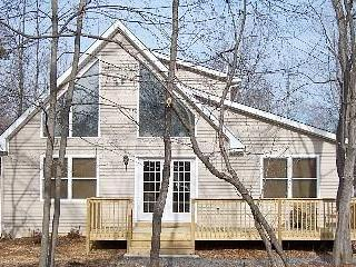 Come on in!!! - Newer Pet Friendly Chalet-Close 2 Skiing! WIFI-Game Area-Fireplace-2 Decks-NICE! - Albrightsville - rentals