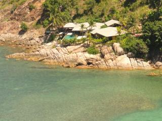 BEACHFRONT VILLA with COOKING CHEF+MAJORDOME+MAID - Koh Phangan vacation rentals