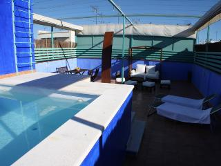 THE HOUSE OF ACTOR: FANTASTIC DUPLEX WITH PRIVATE POOL AND TERRACE - Seville vacation rentals