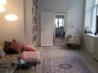 Spacious Copenhagen apartment near Vesterport station - Copenhagen vacation rentals