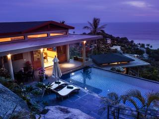 Divine 1 Bed Villa with Panoramic Ocean Views - Koh Samui vacation rentals