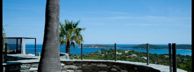 villa-diamondhead : luxury house rental Corsica - Image 1 - Sainte Lucie De Porto Vecchio - rentals