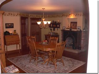 Sugar Tree Farms Home at Salt Fork State Park - Lore City vacation rentals