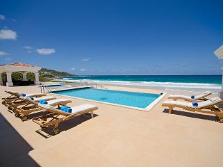 Casa Sunshine at Guana Bay, Saint Maarten - Beachfront, 2 Pools, Tropical Breezes - Guana Bay vacation rentals