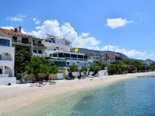 App Zanic, ON THE BEACH -A3(4+2) - Podstrana vacation rentals