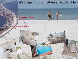 VacationVilla131 FortMyersBch luxury 2Bd/Bth condo - Fort Myers Beach vacation rentals