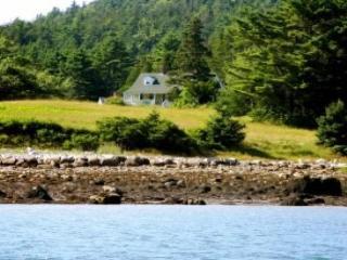 Captain's Cottage on Fernald Point - Southwest Harbor vacation rentals