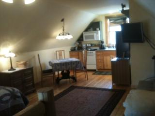 Sunriver studio on 15 acres-hot tub and internet - Bend vacation rentals