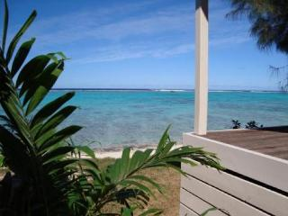 2 bedroom Condo with A/C in Rarotonga - Rarotonga vacation rentals