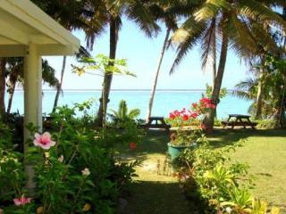 On the Beach Villa - Unbeatable Location! - Rarotonga vacation rentals