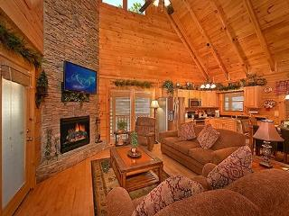 ENCHANTED FOREST-LUXURY 2/2-RESORT INDOOR/OUT POOL - Pigeon Forge vacation rentals