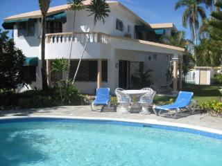 Free Maid Service!! 5 Bedroom Villa Near the Beach - Cabarete vacation rentals