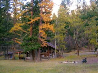 The Teacher's Cabin At Patrick Creek - Kalispell vacation rentals