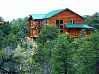 Beautiful and spacious canyon view home - Zion National Park vacation rentals