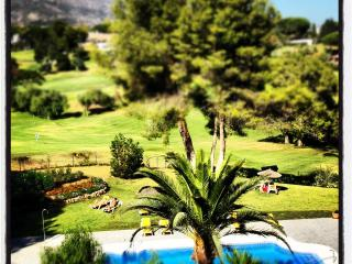 Frontline Aloha Golf with spectacular golf view! - Marbella vacation rentals