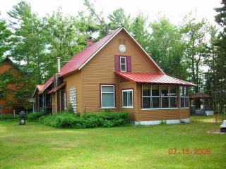 Arbour Court On South Twin Lake in Phelps, WI - Conover vacation rentals