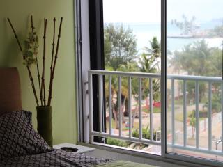 Beautiful Beach Front Location  5 minutes from the airport - San Juan vacation rentals