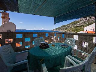 View of the sea 30m to the beach Big terrace Quiet - Komiza vacation rentals