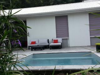 Villa de charme entre mer et montagnes (1 chambre) - Le Diamant vacation rentals