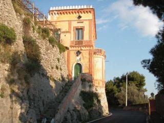 Anna Castle Cannaverde, In Front Of Amalfi Sea - Balestrate vacation rentals