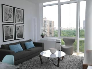The Whant Collection - Central Park-Facing Luxury One Bedroom! - New York City vacation rentals