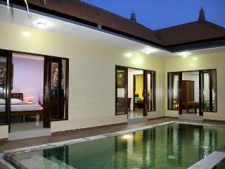 Villa Uma wonderfull located in quiet safe area - Seminyak vacation rentals
