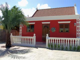 Aruba Cunucu house with pool 2 bed - 2 bath - Oranjestad vacation rentals