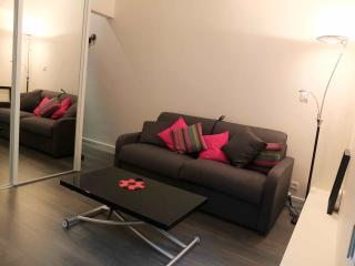 Very Quiet Parisian Studio Apartment in Square charles Laurent - Paris vacation rentals