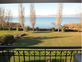 TOP apartment in front of the lake.  Wanderfull view waterfront - Lake Garda vacation rentals