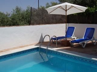 Andalucian Casita with private swimming pool - Iznajar vacation rentals