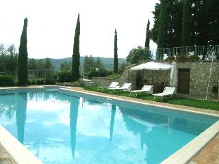 Beautiful 4 bedroom Villa in Macciano - Macciano vacation rentals