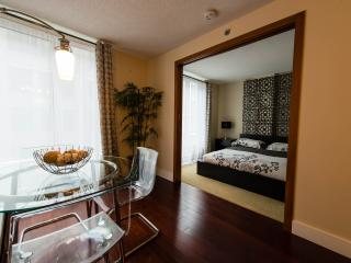 """La Belle"" luxury Apartment in Montreal's Old Port - Montreal vacation rentals"
