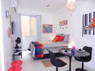 Cozy & totally refurbished studio in Ipanema - State of Rio de Janeiro vacation rentals
