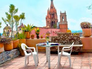 La Pajarera - Awesome Location!!!!! - San Miguel de Allende vacation rentals
