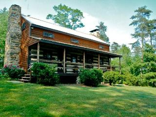 Historic Cabin at Gobblers' Knob - Berkeley Springs vacation rentals