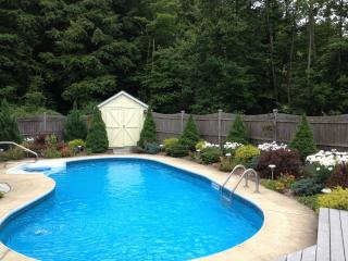 New Pristine Berkshire Vacation Rental with Pool (5 miles Tanglewood) - Richmond vacation rentals
